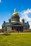 Saint-Petersburg, St-Petersburg, Russia. St. Isaac`s Cathedral, Saint-Petersburg, St-Petersburg, Russia royalty free stock images