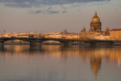 Saint-Petersburg, Russia Royalty Free Stock Photography