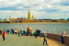 Saint-Petersburg, St-Petersburg, Russia Royalty Free Stock Photos