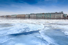 Saint Petersburg. (Sankt-Peterburg), Russia. The neighborhood of St. Petersburg. Views of the City Royalty Free Stock Photos