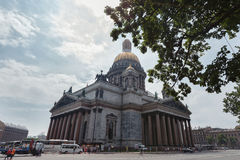 Saint Petersburg, St. Petersburg, St. Isaac's Cathedral Royalty Free Stock Photography