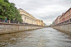 Saint Petersburg. Urban landscape Royalty Free Stock Photos