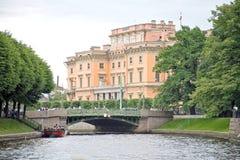Saint Petersburg. Urban landscape Stock Photos