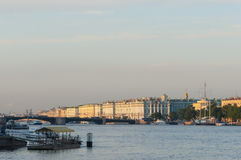 Saint Petersburg view Stock Photo