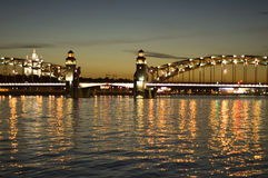 Saint-Petersburg. White Nights Royalty Free Stock Photo