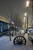 Saint Petersburg in winter Royalty Free Stock Photos