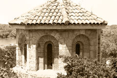 Saint Petka's church. Kalemegdan. Stock Photography