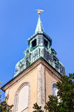 Saint Petri church in Freiberg Royalty Free Stock Image
