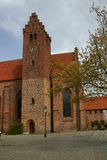 The Saint Petri Church,  Ystad Royalty Free Stock Images