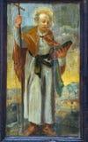 Saint Philip the Apostle. Saint Philip, painting on church altar Stock Images