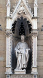 Saint Philip. By Nanni di Banco, Orsanmichele Church in Florence, Tuscany, Italy Royalty Free Stock Image