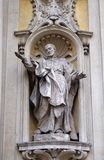 Saint Philip Neri imagem de stock royalty free