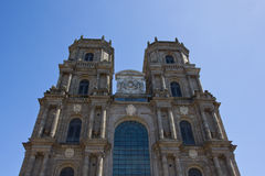 Saint-Pierre Cathedral - Rennes stock photos