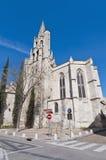 Saint Pierre Church at Avignon, France Royalty Free Stock Image