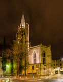 Saint Pierre church in Avignon - Provence, France Royalty Free Stock Photo