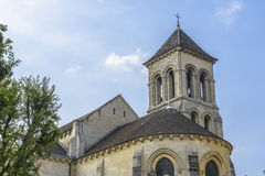 Saint Pierre de Montmartre Church Royalty Free Stock Photo