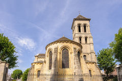 Saint-Pierre de Montmartre in Paris, France Royalty Free Stock Photography