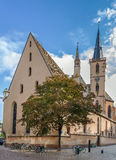 Saint-Pierre-le-Jeune Protestant Church, Strasbourg Stock Photography