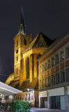 Saint-Pierre-le-Jeune Protestant Church, Strasbourg Royalty Free Stock Photos
