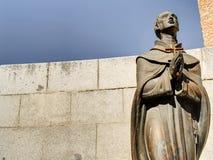 Saint priest Stock Images
