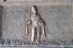 Saint Quirinus Royalty Free Stock Photos