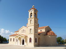 Saint Raphael Church Stock Photography