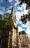 Saint Remy Church of Troyes in France, Aube.