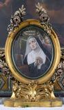 Saint Rita de Cascia Imagens de Stock