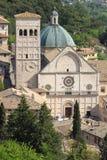 Saint Rufino Cathedral Foto de Stock