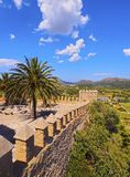 Saint Salvador Sanctuary in Arta on Majorca Royalty Free Stock Image