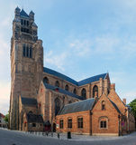 Saint Salvator Cathedral. In Bruges, Belgium Royalty Free Stock Photos