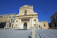 Saint Salvatore's Church Stock Image