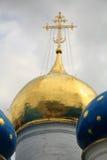 Saint santamente Sergius Lavra da trindade Fotografia de Stock Royalty Free