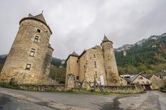 Saint Saturin de Tartaronne, França Imagens de Stock
