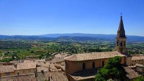Saint Saturnin-les-Apt in Provence Stock Image