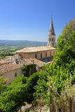 Saint Saturnin-les-Apt in Provence Royalty Free Stock Photos