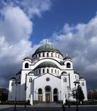 Saint Sava Photographie stock