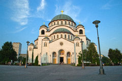 Saint Sava Royalty Free Stock Photography