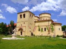 Saint Sava Church Iasi Imagem de Stock Royalty Free