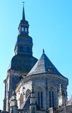 Saint Saviours Basilica, Dinan, France Stock Photo