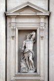 saint sebastian Arkivbild