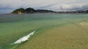 Saint Sebastian, Basque, Espanha Fotos de Stock Royalty Free