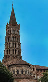 Saint Sernin Stock Photo