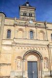 Saint-Seurin Basilica,  Bordeaux Stock Photo