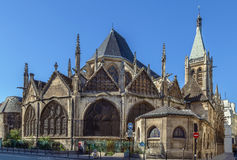 Saint Severin, Paris Stock Image