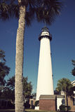 Saint Simons Lighthouse Stock Photography