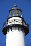 Saint Simons Lighthouse Royalty Free Stock Photo