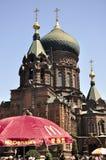 Saint Sofia Cathedral Stock Image