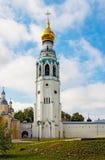 Saint sophia belfry in vologda Royalty Free Stock Photo