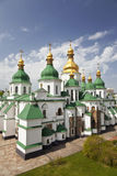 Saint Sophia Cathedral em Kiev. Ucrânia Fotografia de Stock Royalty Free
